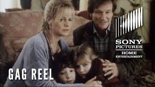 JUMANJI 1995: Gag Reel - \