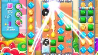 Candy Crush Soda Saga Level 744 - NO BOOSTERS