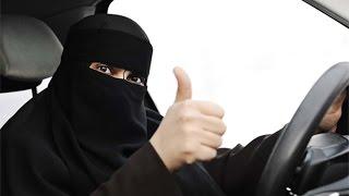 Saudi Arabia Woman Car Drive What Was War (Urdu/Hindi)