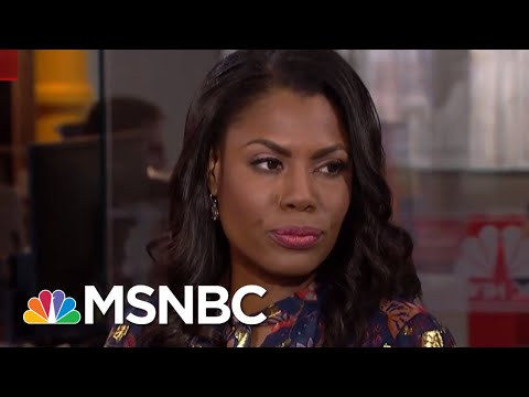 President Trump Attacks Omarosa Manigault, Calling Her 'Crazed' And A 'Dog' | Velshi & Ruhle | MSNBC