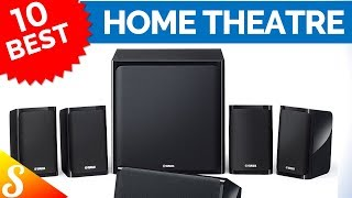 10 Best Home Theater System in India with Price | 2018