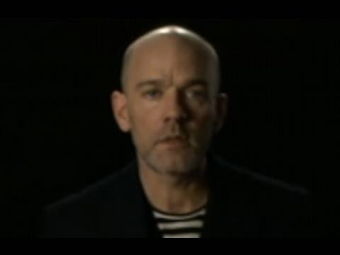 Michael Stipe (R.E.M.) Press Announcement