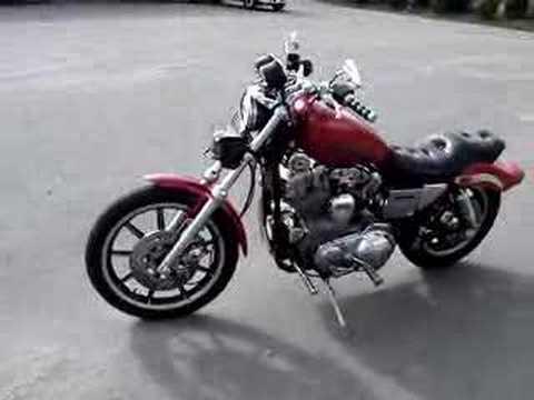 1990 Harley Sportster XL883