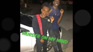 Murder On My Mind - YNWMelly INSTRUMENTAL [ReProd By. YvngDago] (Originally Prod By. SMKEXCLSV)