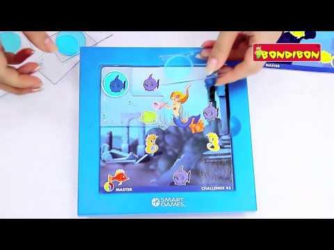 Игра-головоломка Русалочки Bondibon