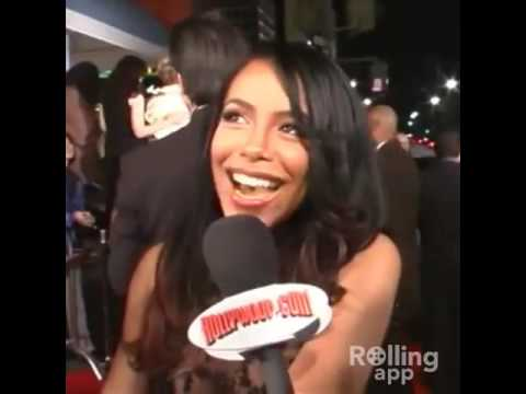 Aaliyah Smiling and Laughing Compilation  Those Were the Days