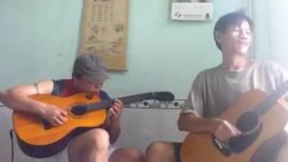 cover bài yêu em bằng cả trái tim guitar ( Phương Hùng )