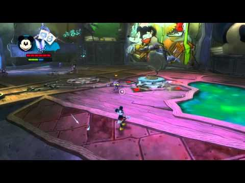 Let's Play Epic Mickey 2: Part 10 - Diorama Day!