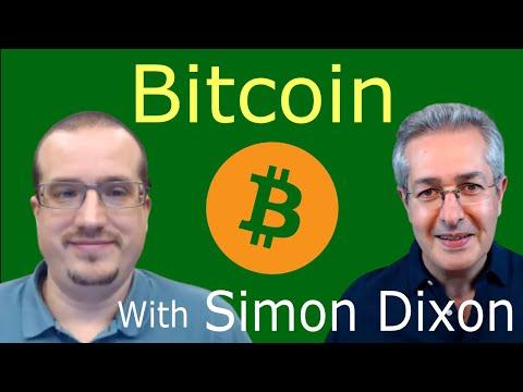 Investing In Bitcoin With Simon Dixon