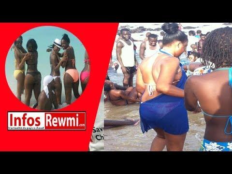 Société : Ce qui se passe réellement dans les plages de Dakar les weekend