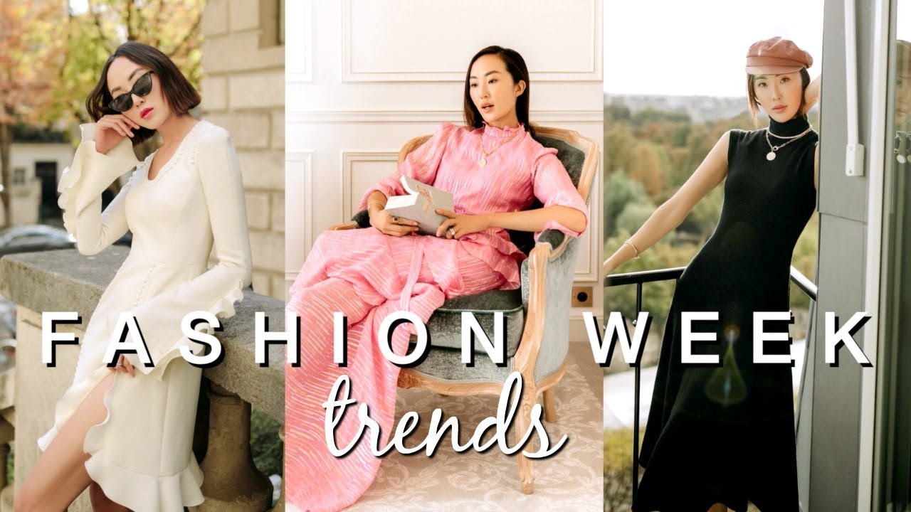 [VIDEO] - Paris Fashion Week Lookbook | Chriselle Lim 1