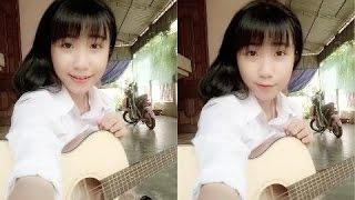 Một Nhà - Nữ sinh cover guitar [ by Thanh Thanh ]