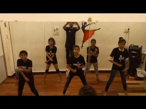 Chamma Chamma     Chinagate     Bollywood Hip Hop     Nitin Mak Choreography