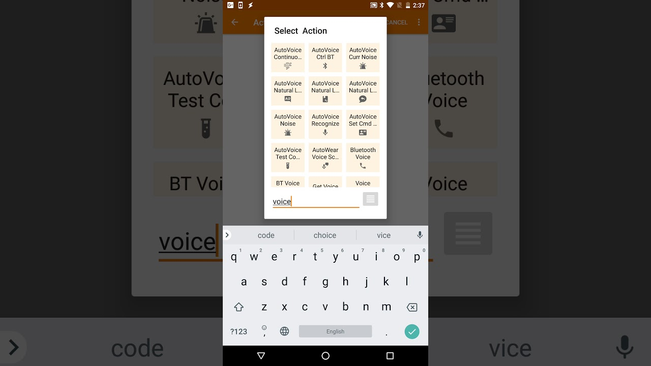 Send a Command to Google Assistant from Tasker | AutoApps Forums