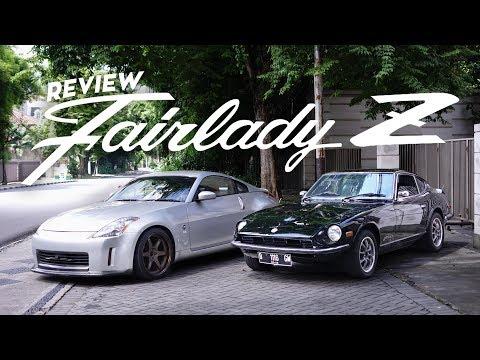 Review: 350Z, 240Z, 350Z NISMO
