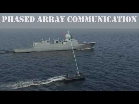 Phased array communications
