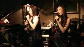 会員クラブ「マハロby3°」のクリスマスショーに初出演した「SLICK MONK☆...
