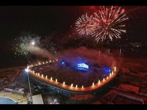 Inauguración De Los Juegos Bolivarianos 2017 Santa Marta (Colombia)