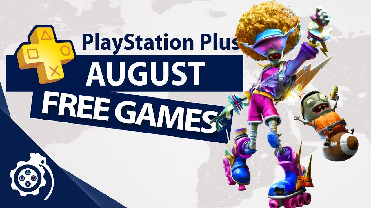 PlayStation Plus (PS4 and PS5) August 2021 (PS+)