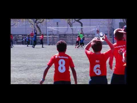 FCB International Tournament FCB DUBAI vs FCB Italy