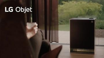 LG Objet – 프리미엄 프라이빗 가전 LG 오브제 라이프스타일 편