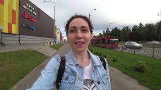VLOG: Обзор улицы Рихарда Зорге и ТЦ Горки Парк 11.07.19