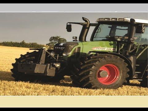 Fendt 800 Series Vario Tractors. Трактора Fendt серии 800 Vario.