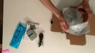 Обзор и распаковка камеры начинающего блогера Canon PowerShot SX540 HS