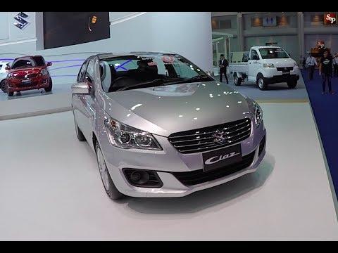 New 2017 Sedan Suzuki Ciaz 2018