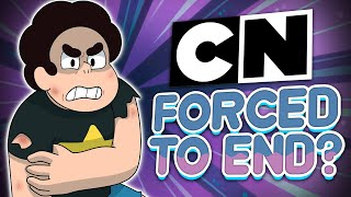 Why Steven Universe's Ending Was RUSHED By Cartoon Network - End of an Era