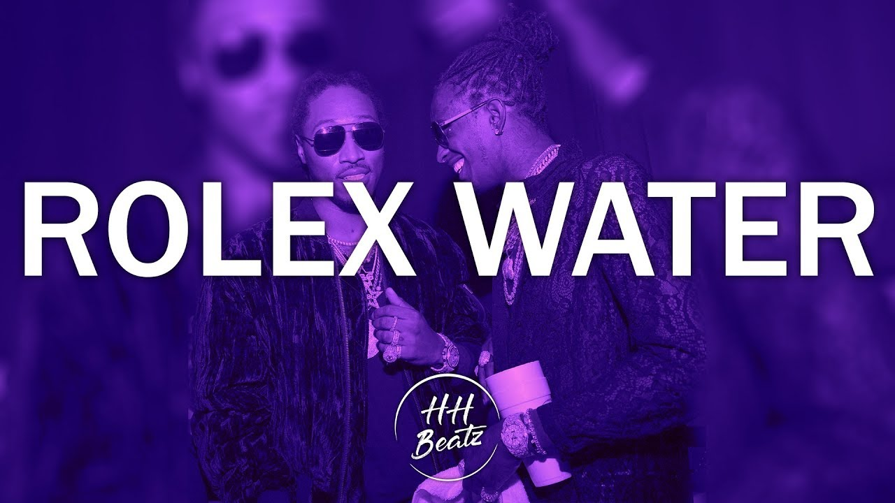 "Future X Gunna Type Beat – ""Rolex Water"" 