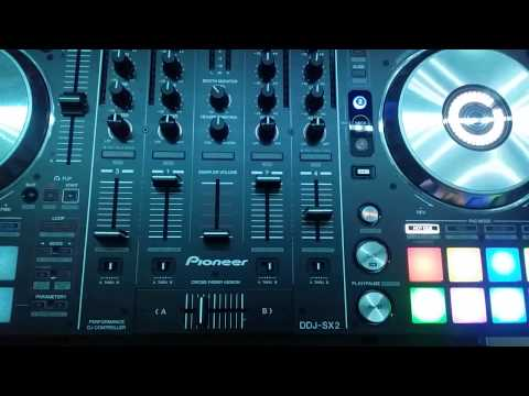 Pioneer DDJ SX 2 issues - 1 tech support guy