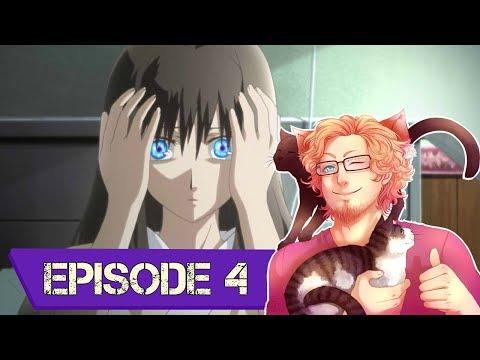 Kara no Kyoukai 4 - The Hollow Shrine | REACTION & REVIEW