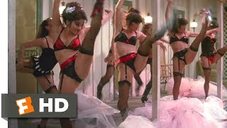 The Best Little Whorehouse in Texas (1982) - Courtyard Shag Scene (6/10) | Movieclips
