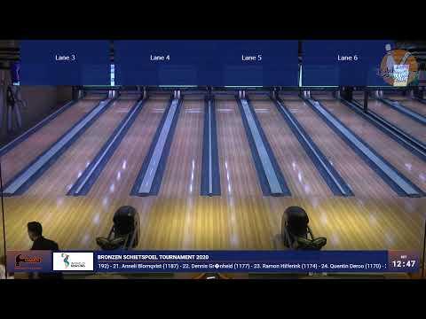 Bronzen Schietspoel Tournament 2020 Final Step 1