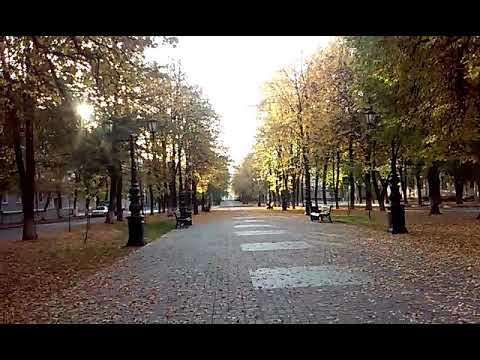 Золотая осень невероятно красивая!..