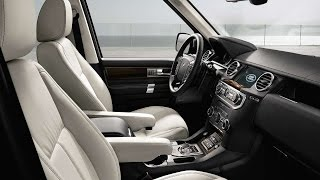 Land Rover Discovery 4 HSE Luxury Limited Edition 2012 Videos