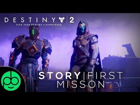 Destiny 2: Forsaken First Misson