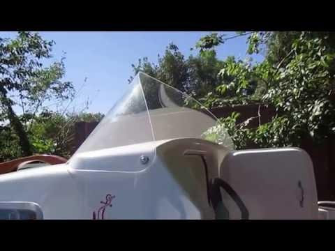 MICROPLAS 2 BERTH FISHING BOAT EBAY UK 29/8/16