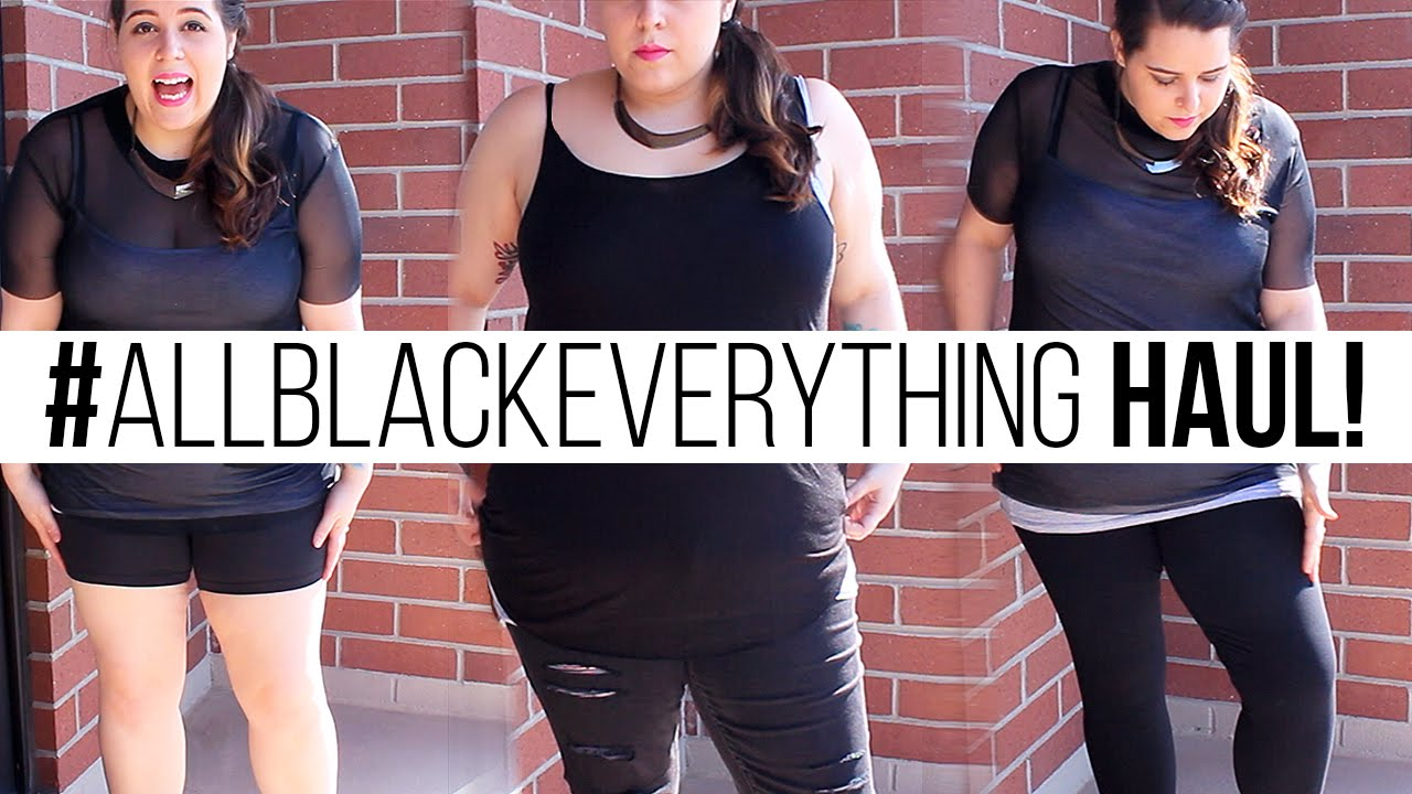 plus size clothing haul! ♥ urban outfitters & american eagle