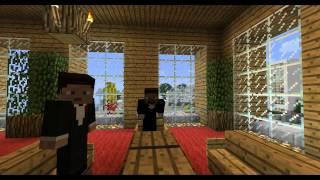 Minecraft конец света 2012 (1 серия)