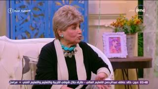 السفيرة عزيزة - الإذاعية الكبيرة / نادية صالح ... طقوس عيد الحب تختلف من بلد لأخر