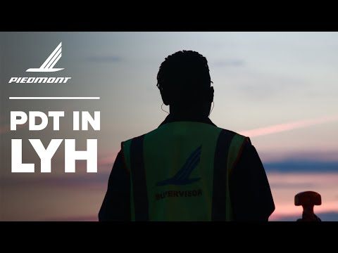 Piedmont Encourages Our Ground Handlers To Grow In Lynchburg, VA (LYH)