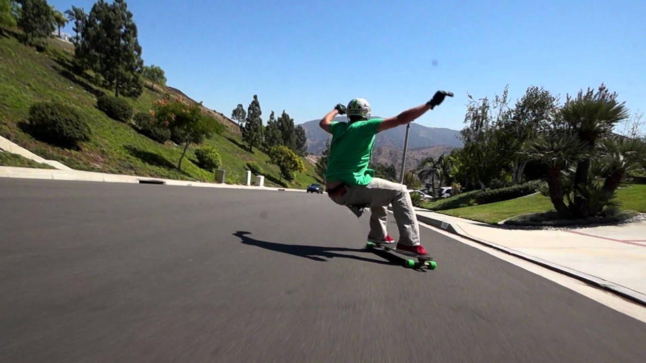 ABEC11 Refly Flywheels Longboard Downhill Elektroboard Rollen 97mm 77a grün