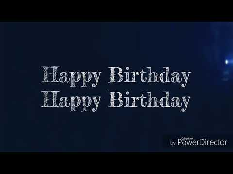 The Crüxshadows - Birthday (lyrics)