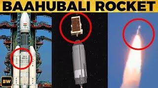 Video: வானத்தை கிழித்து கொண்டு பறந்த Baahubali Rocket! | GSLV MK - III | RK