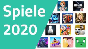 Die besten Spiele Apps 2020 für Android & iPhone