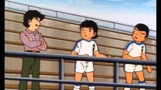 Captain Tsubasa Folge 004 - Der Fussball ist mein bester Freund