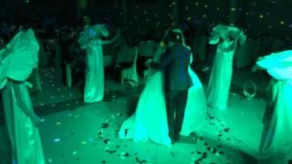 Дербент Свадьба Вальс Жениха и Невесты Светомузыка и Живые Цветы 89288092000