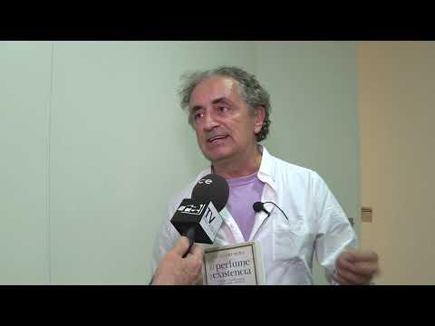 """Presentación del libro de Fernando Mora """"El perfume de la existencia"""" sobre Ibn Arabí"""